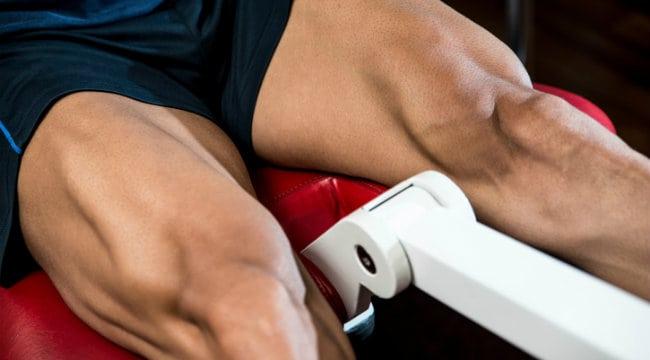 Treinar Pernas Otimiza seus resultados na Musculação