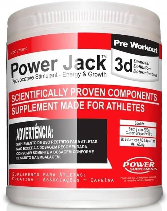 Power Jack 3d