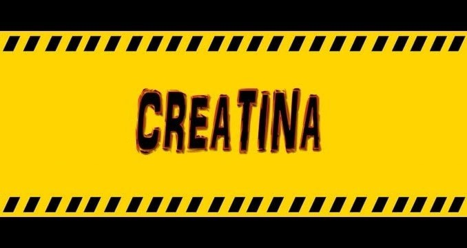 Creatina na fase de Cutting