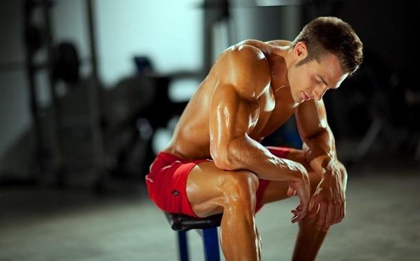 exercício físico frustração