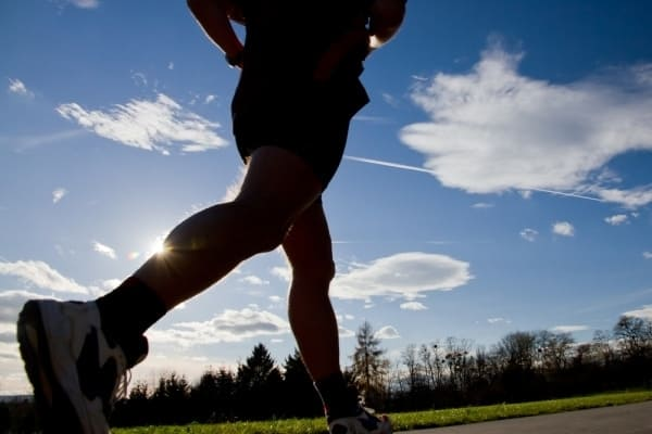 Correr é extremamente eficaz para uma vida mais saudável