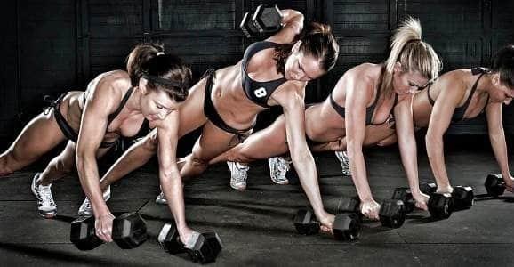 Musculação em Circuito Uma forma diferente de reduzir alguns quilinhos