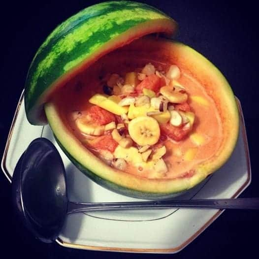 Salada de Fruta de Inverno