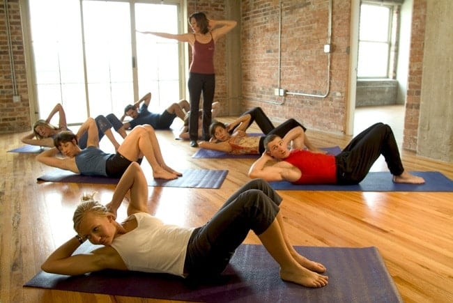 Entenda o método Mat Pilates