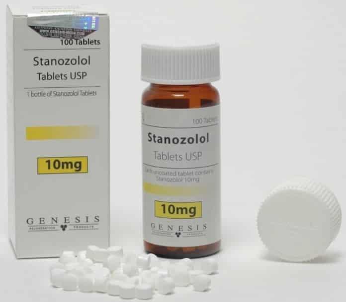 STANOZOLOL - STANO - WINSTROL