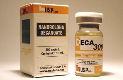 DECA Decanoato de Nandrolona