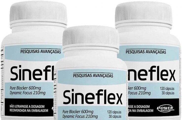 Termogênico Sineflex Funciona e Como Tomar