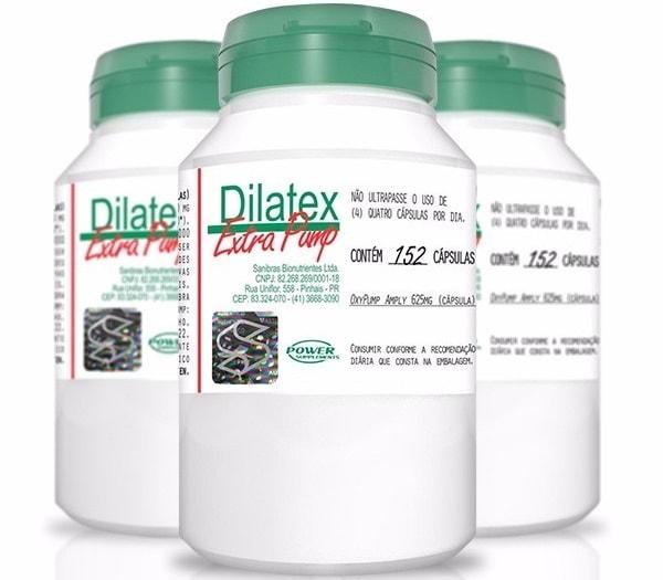 tudo sobre dilatex extra pump power supplements