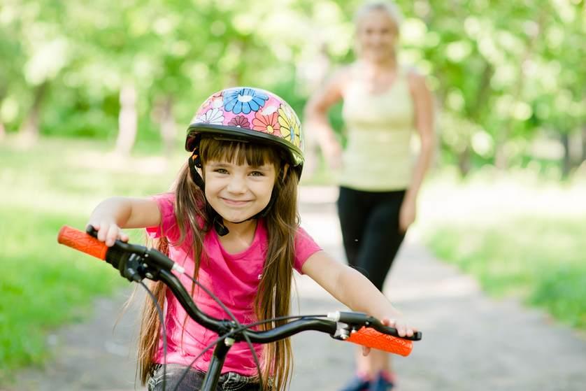 Bicicleta filho filha