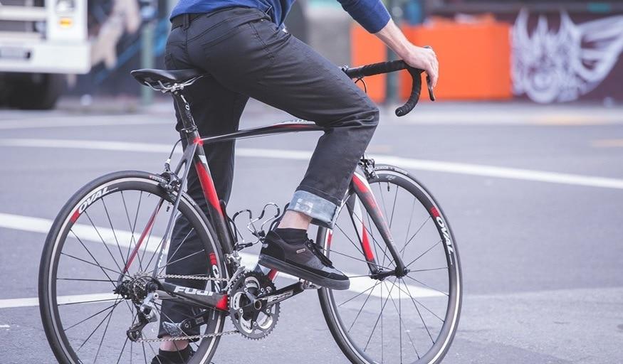 bicicleta bike para o Trabalho