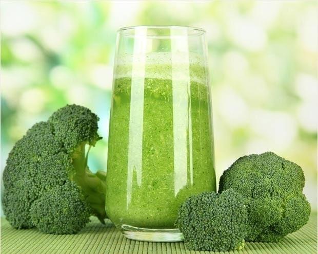 suco verde Soltar o Intestino