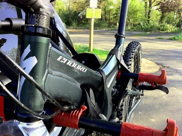 suporte bike carro transbike