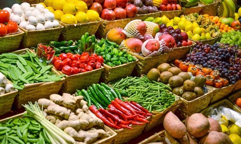 Benefícios dos Vegetais