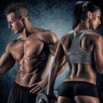 Hormônios e a Massa Magra  Gorda