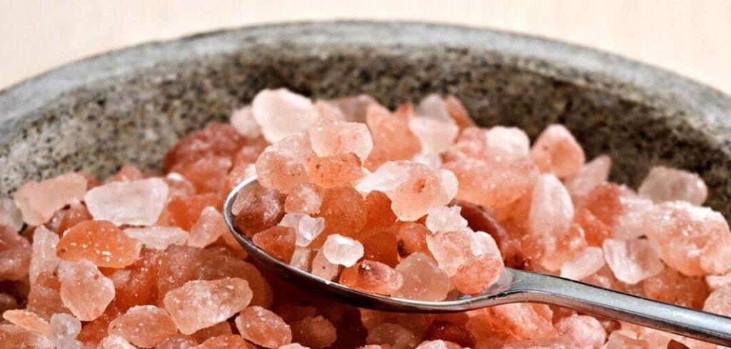 Sal do Himalaia Sal Rosa