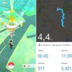 Pokémon Go e Atividade Física