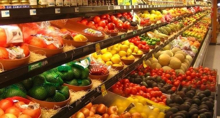 Lista de compra dieta fitness