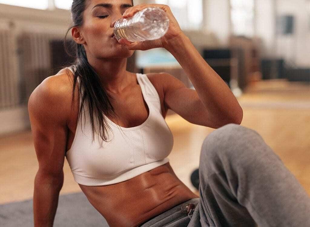 Água na Hipertrofia e Definição Muscular