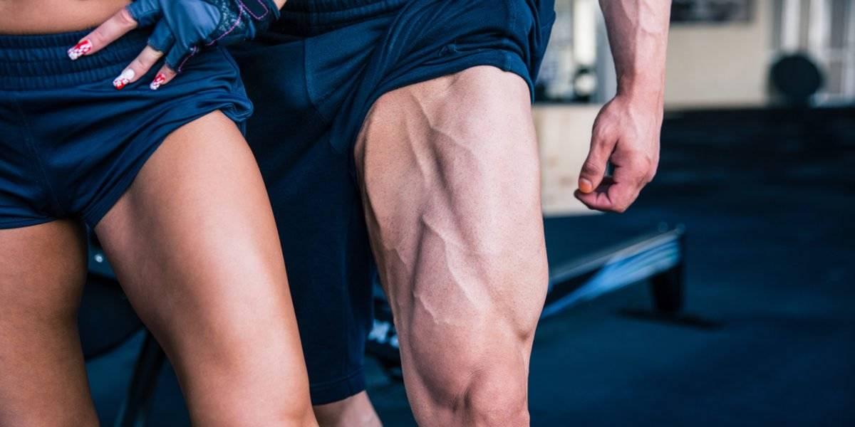 e27c9b6161 O treino de pernas é um dos treinos mais discutidos entre as mulheres e  também entre homens que treinam (e devem treinar) por igual todos os  músculos do ...