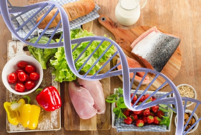 Nutrigenética a dieta do DNA