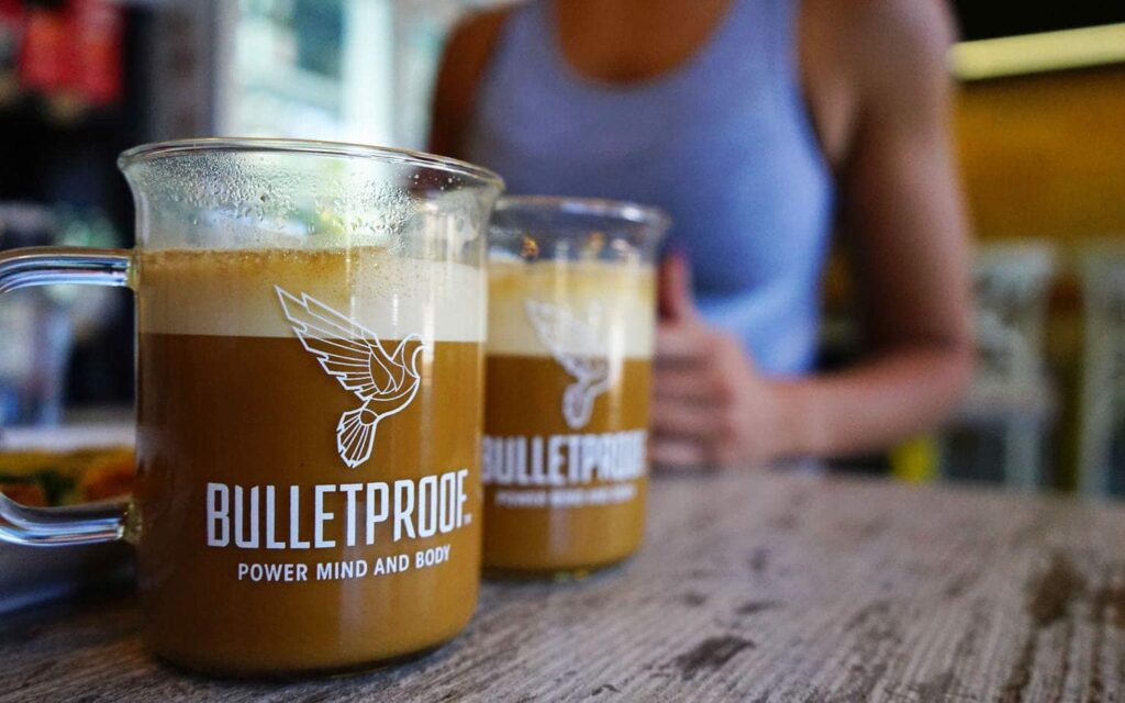 Bulletproof Coffee o Cafe a Prova de Balas