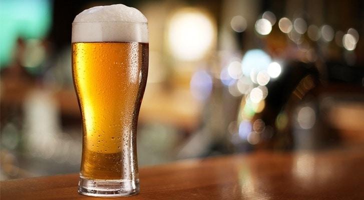 Bebida Alcoólica e musculação