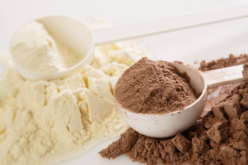 diferença entre o whey protein e hipercalorico