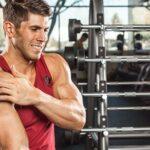Lesão nas articulações dos Ombros na treino de Musculação
