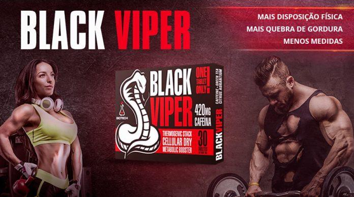 O que é Black Viper para que serve benefícios, função colaterais como tomar
