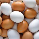 Ovos Caipira e ovos de Granja