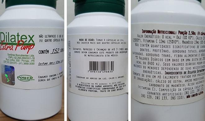 o que é Dilatex embalagem dilatex