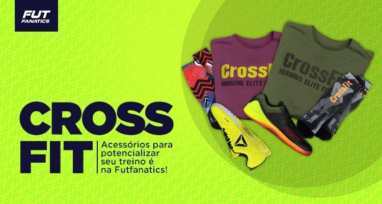 52c8fba6d1 Crossfit Futfanatics  acessórios para potencializar seu Treino