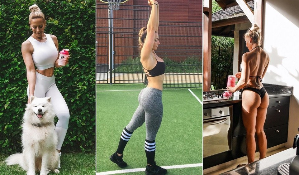 blogueira fitness Rebecca Burger