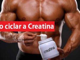 como ciclar a creatina