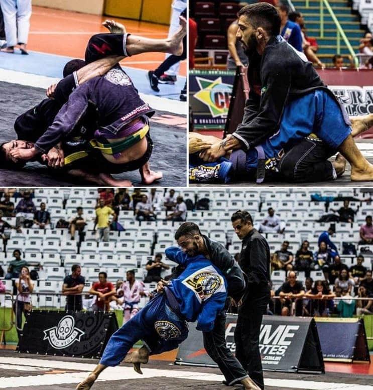 Atleta Rodrigo Oliveira