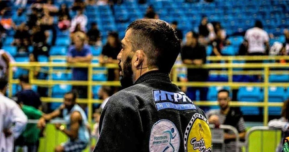 Lutador_de jiu-jitsu Rodrigo Oliveira