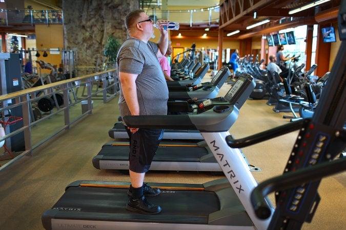 caminhada para perder peso