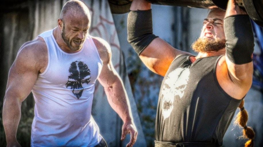 massa muscular mais força fisiculturistas ou strongman