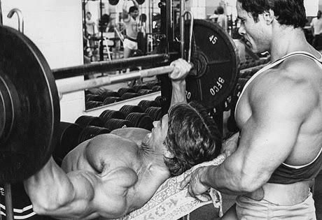 técnicas Arnold Schwarzenegger