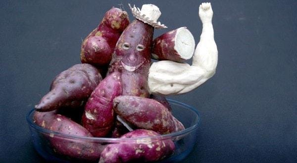 Benefícios da batata-doce para quem faz musculação