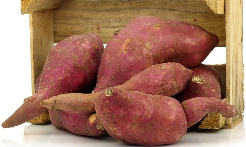 Benefícios da batata-doce