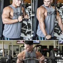 Treino para Bíceps e Tríceps e Antebraço