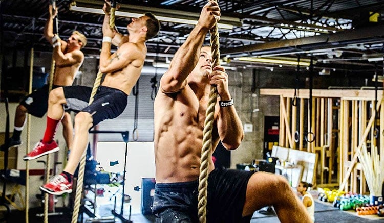 malefícios do crossfit