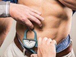 Como calcular a porcentagem de gordura corporal ou BF