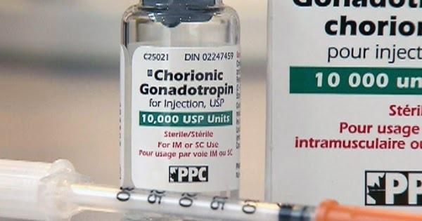 Dieta do HCG hormonio gonadotrofina coriônica humana