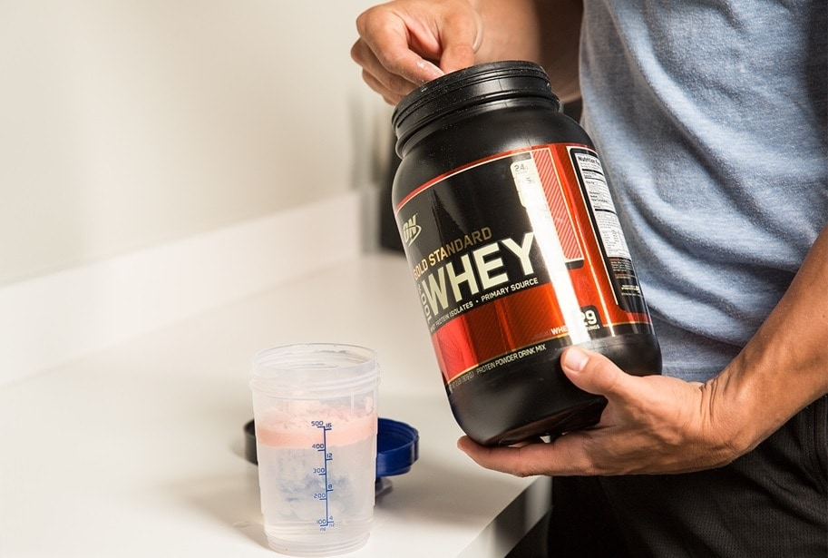 4336b96bf O que é Whey Protein