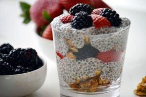 Benefícios da Chia para quem faz Dieta