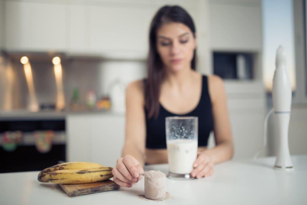 Conheça a diferença do Whey Protein Feminino para o Whey Protein tradicional
