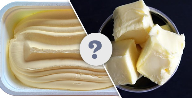 Margarina ou Manteiga qual a melhor opção de consumo