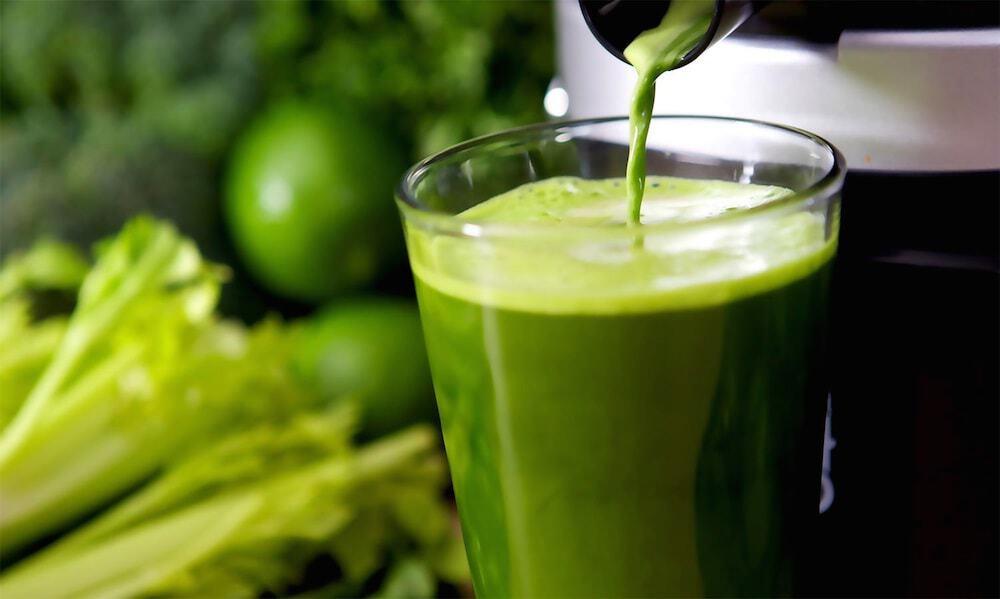 Detox Juice Recipe to Take the Night Before Sleep